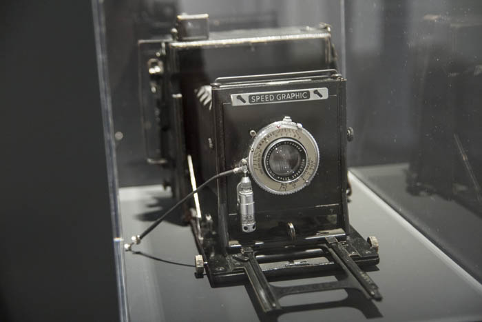 La cámara de Weegee