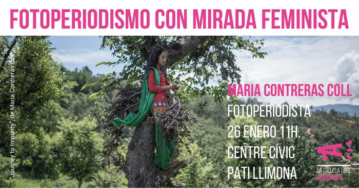 Maria Contreras Coll: fotoperiodismo feminista