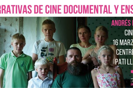 Narrativas de cine documental y ensayo
