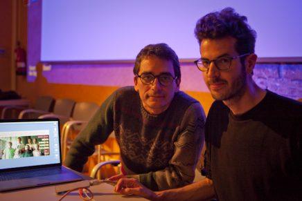 """Andrés Duque: """"El cine de ensayo muestra la belleza de nuestra propia visión de lo que contamos"""""""