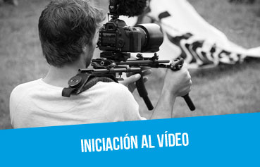 curso de iniciacion al video Barcelona