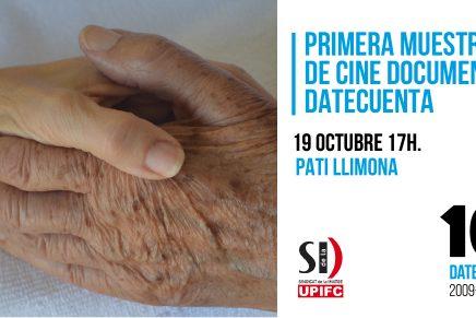 Primera muestra de Cine Documental DateCuenta