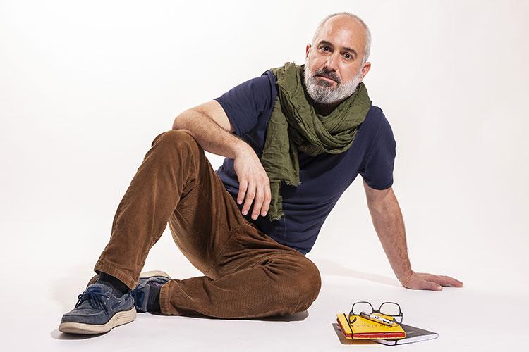Jorge Molinero escritor