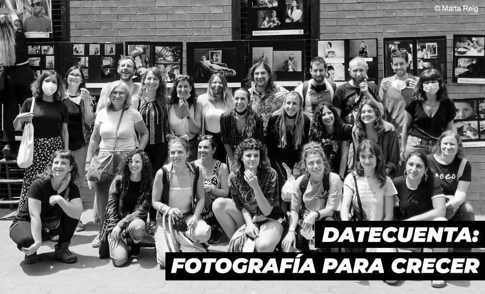 Escuela de fotografia en Barcelona DateCuenta Inscripciones abiertas