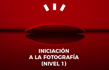 curso de iniciación a la fotografía en Barcelona