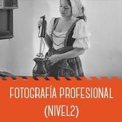 curso de fotografía profesional en Barcelona