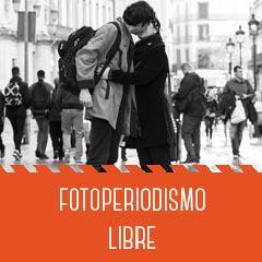 curso de fotoperiodismo en Barcelona