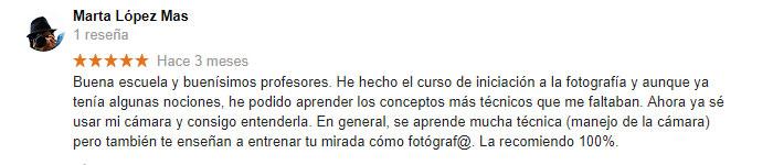 curso de fotografia barcelona