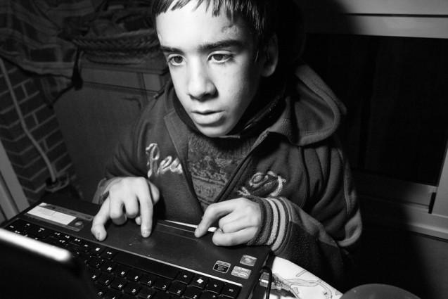 La lotería del niño raro | Foto de SANDRO GORDO