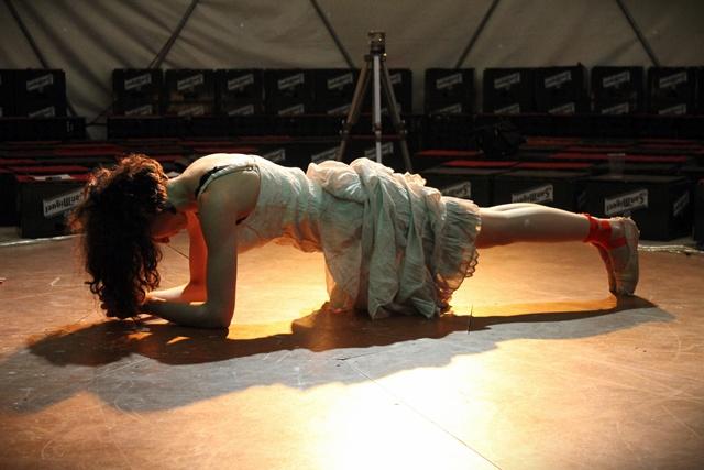 Miss Light | Foto: DANIELA FRECHERO (Y como por arte de circo)