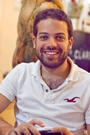 Alan Stivelman | Foto: VERÓNICA TARANILLA