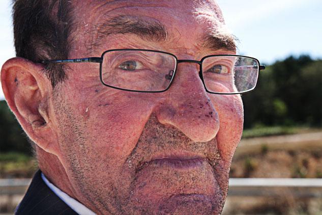 Bernabé Sáez en 2010 | Foto: AITOR FERNÁNDEZ