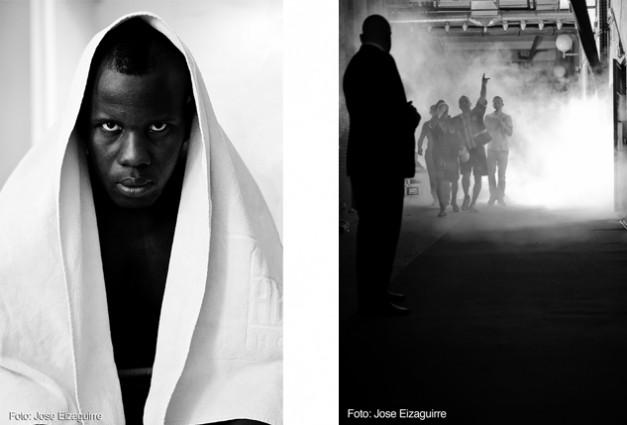 Boxeo, noble arte | Fotos: JOSÉ M. EIZAGUIRRE