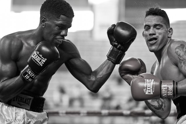 Boxeo, noble arte | Foto: JOSÉ M. EIZAGUIRRE