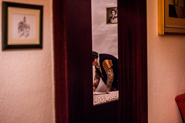 Homenaje al anonimato | Foto: BRU AGUILÓ