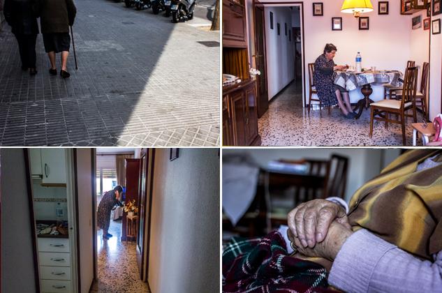 Homenaje al anonimato | Fotos: BRU AGUILÓ