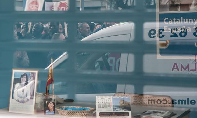 Milers de ciutadans sense por surten diàriament a moltes localitats com Mataró, surten al carrer diàriament per denunciar la corrupció dels governs i la 'dictadura del capital' | Foto: JORDI BENÍTEZ