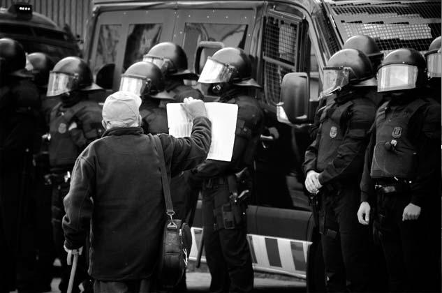 Vida y lucha de Pere Cuadrado | Foto: PEDRO MATA