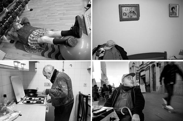 Vida y lucha de Pere Cuadrado | Fotos: PEDRO MATA