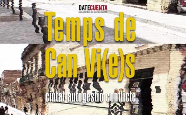 """Estrenamos 'Temps de CanVi(e)s"""""""