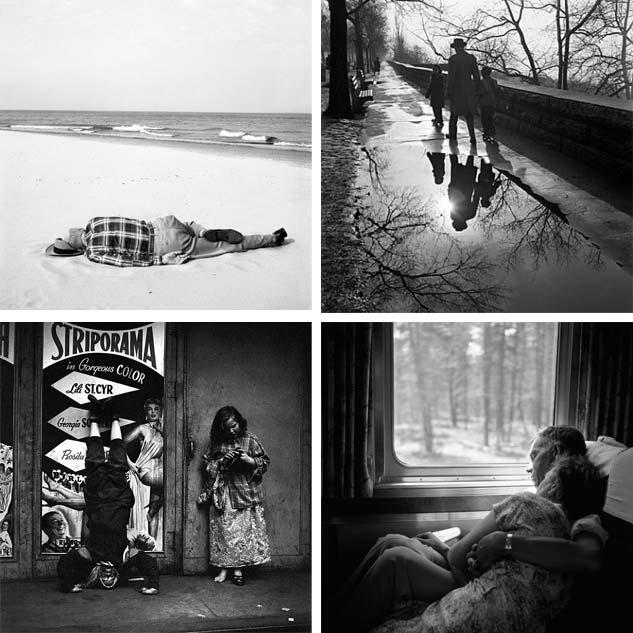 El adelantado a su tiempo trabajo de la fotógrafa ha permanecido oculto hasta hace muy poco tiempo | Fotografías de VIVIAN MAIER