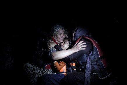 """Premio de Fotoperiodismo DateCuenta 2017: """"Hice la foto y me fui a llorar, no sé si de rabia o de pena"""""""