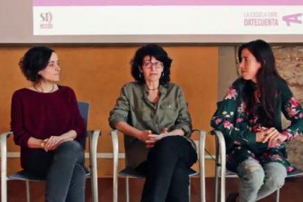 """Mujeres periodistas: """"Hay que buscar las grietas que abren espacios de cambio"""""""