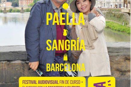 Paella Sangría Barcelona: festival audiovisual fin de curso 2018/19