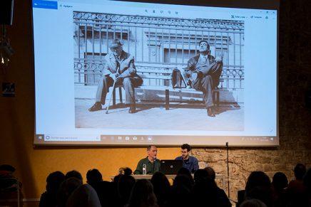 Un día cualquiera: crónica de la masterclase con el cineasta Lluís Escartín