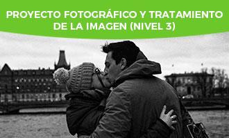 curso de proyecto fotografico y photoshop