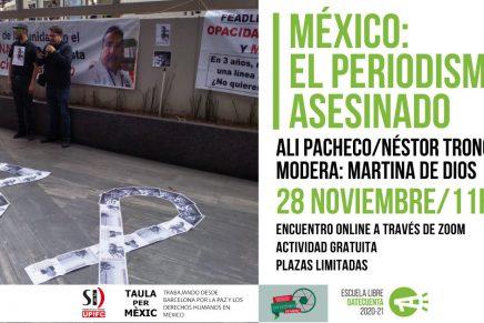 México: el periodismo asesinado