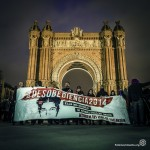 Barcelona desobedece