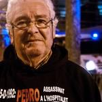 """Juanjo Álvarez: «La policía es un método de represión implantado por los dirigentes para establecer el terror entre la población"""""""