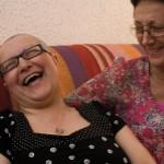 """Luisa y el cáncer: """"Hacemos que no estamos mal para no preocupar a la familia"""""""